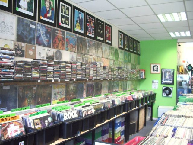Keeping Vinyl Alive Where To Buy Rare Records In The