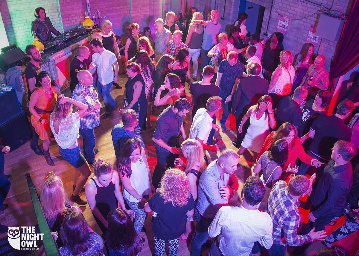 night owl dance floor