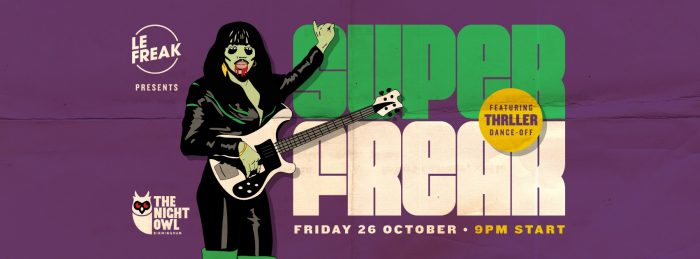 LE FREAK HALLOWEEN FB