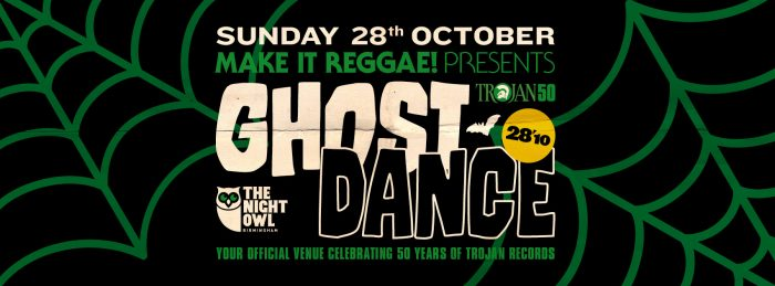 MAKE IT REGGAE HALLOWEEN FB