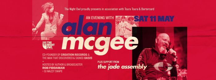 ALAN MCGEE FB