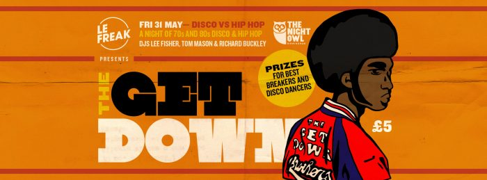 THE GET DOWN FB